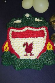 Liverpool FC Wreath