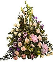 Luxury Pastel Arrangement.